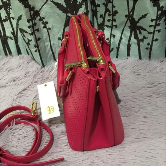 Tory Burch Satchel in Pink Image 6