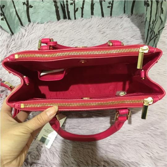Tory Burch Satchel in Pink Image 8