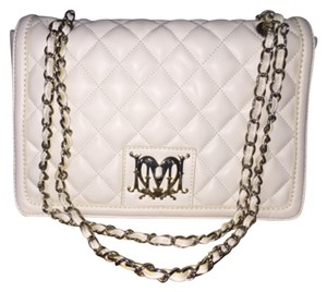 5fafab8349 White Love Moschino Cross Body Bags - Over 70% off at Tradesy
