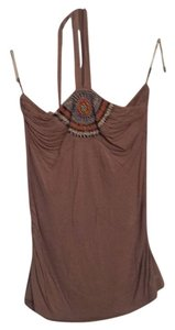 Guess Top Brown