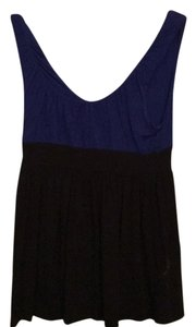 Aqua Top Black, blue