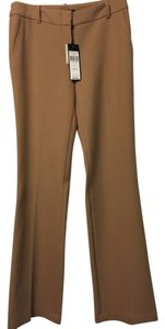 BCBGMAXAZRIA Bcbg Trouser Pants Tan