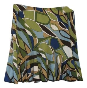 IZ Byer California Xl Mini Skirt Green
