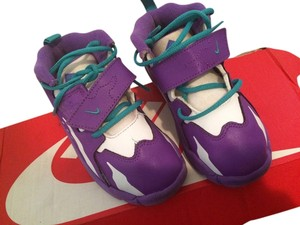Nike Purple/Turbo Green-White Athletic