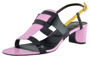Roger Vivier Multi-Color Sandals