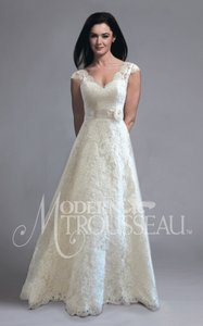 Modern Trousseau Modern Trousseau Honey Wedding Dress
