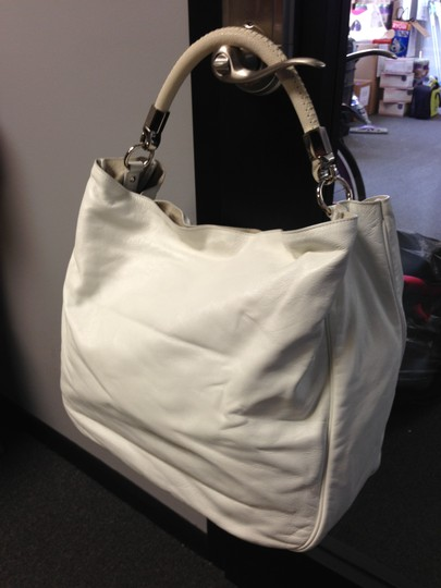 Saint Laurent Tote in White