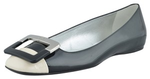 Roger Vivier Multi-Color Flats
