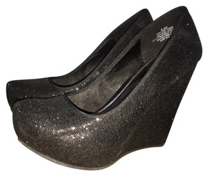 MIA black\sparky Wedges