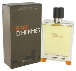 Hermès Terre D'hermes By Hermes Eau De Toilette Spray 6.7 Oz/200ml . Brand New.