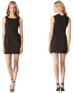 Theory Classic Chic Fitted Sheath Dress
