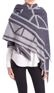 Tory Burch NEW TAGS! Tory Burch Cashmere Blanket Wrap Giant Scarf Cape Poncho NWT!