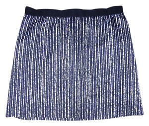 Ann Taylor LOFT Skirt Purple & Blue