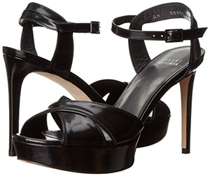 Stuart Weitzman Nexus Black Sandals