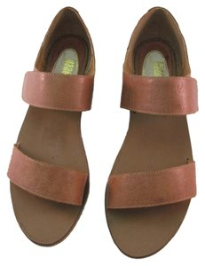 PANORAMA Comfort Size 9 Scandals TAN Sandals