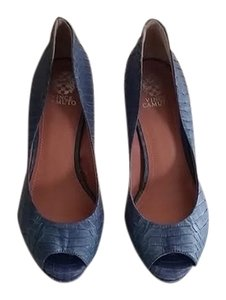 Vince Camuto Blue Pumps