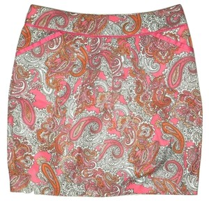 H&M Mini Skirt Coral