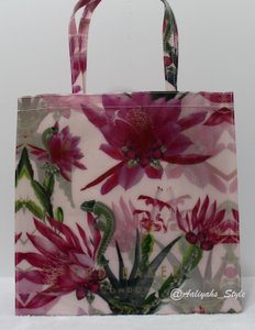 Ted Baker Nwt Large 5054314904368 Pink Floral Tote in Nude Pink