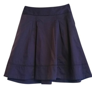 The Limited Pleated Skirt Purple