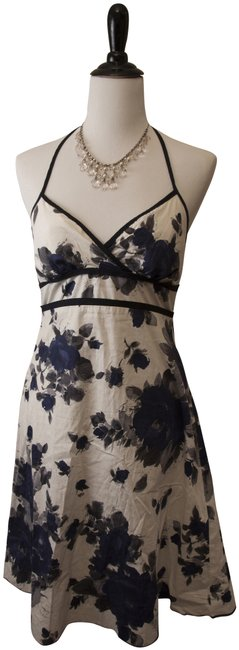 Speechless short dress Multicolor Floral Halter Machine Washable on Tradesy