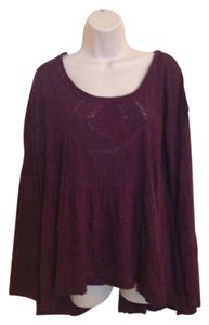 Free People Top African Violet