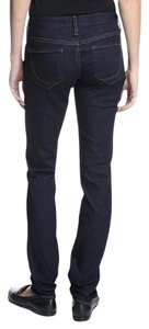 Paper Denim & Cloth Comfortable Botique Stretchy Preppy Sexy Boot Cut Jeans-Dark Rinse