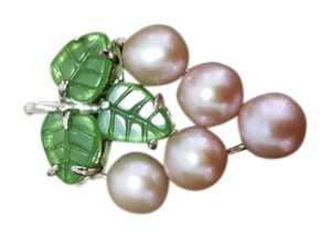 Other Pearl/Jade Pendant