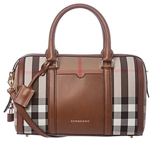 Burberry Satchel in brown