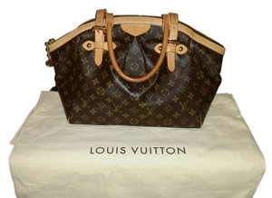 Louis Vuitton Tivoli Gm Monogram Tivoli Satchel