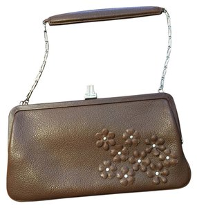 Lanvin Clutch Wristlet Vintage Shoulder Bag