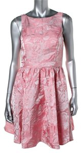 Aidan Mattox short dress Rose on Tradesy