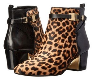Michael Kors LEOPARD AND BLACK Boots