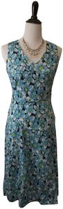 Uniform John Paul Richard Floral Machine Washable Dress