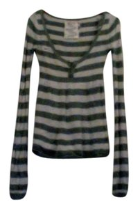 Hollister Striped Longsleeve Sweater