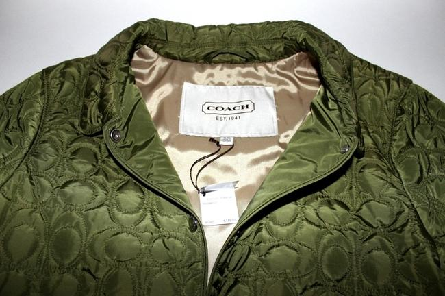 Coach Jacket Quilted Sale Sale Trench Coat