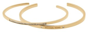 Michael Kors Michael Kors Logo bangle set (come with gift box)