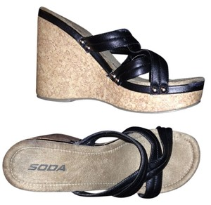 Soda Blu Wedges