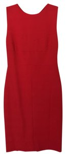 Narciso Rodriguez Sheath Cut-out Dress