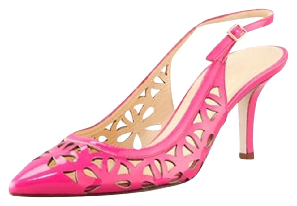 e49ecefd938 Kate Spade Pink Jacey Slingback - Fuschia Pumps Size US 7.5 Regular ...