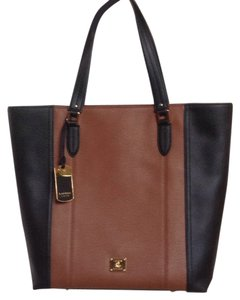 Ralph Lauren Satchel in Brown & Black