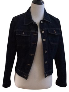Guess Dark denim Womens Jean Jacket