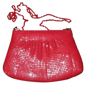 Y&S Handbags Metal Mesh Retro Pin Up Lolita Cross Body Bag