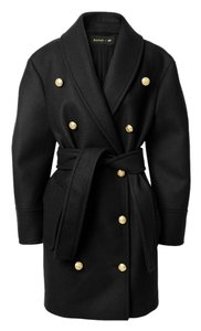 Balmain x H&M Wool Coat