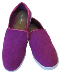 Call It Spring Size 10.00 M Very Good Condition Pinkish/Purple Flats