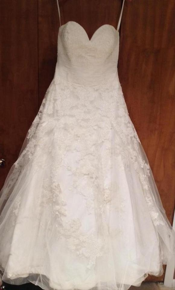 Allure bridals 8858 wedding dress on sale 39 off for Best way to sell used wedding dress