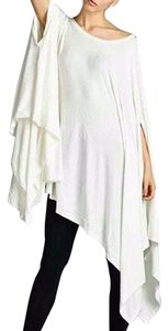 Isola Batwing Blouse Cape