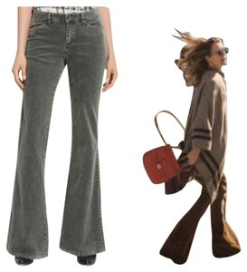 Theory Trouser/Wide Leg Jeans