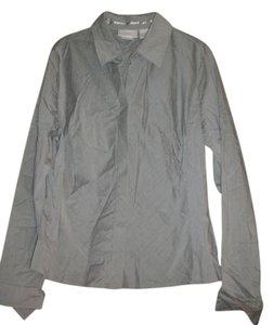 Worthington Button Down Shirt gray