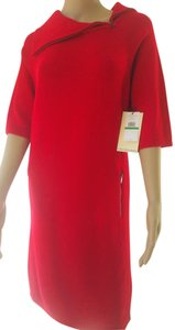 Calvin Klein short dress Red Alert Size Large on Tradesy