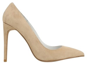 Jeffrey Campbell Leather Sold Out Nude Pumps